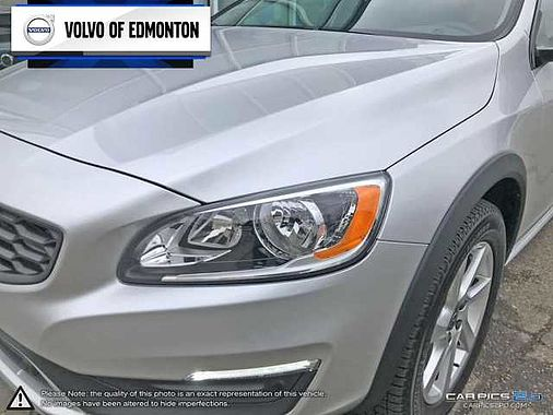 2017 Volvo V60 Cross Country T5 AWD Premier 6 YEAR/160,000 KM CPO WARRANTY INCL