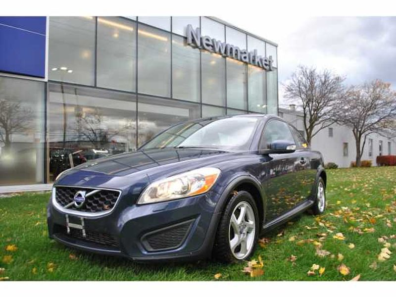 2012 Volvo C30 T5 TURBO