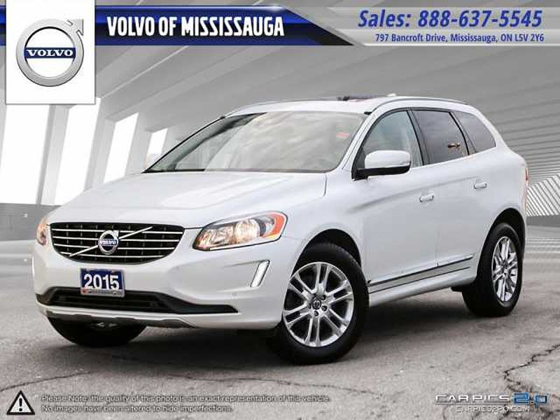 2015 Volvo XC60 3.2 AWD A Premier Plus Certified Pre-Owned | Deale
