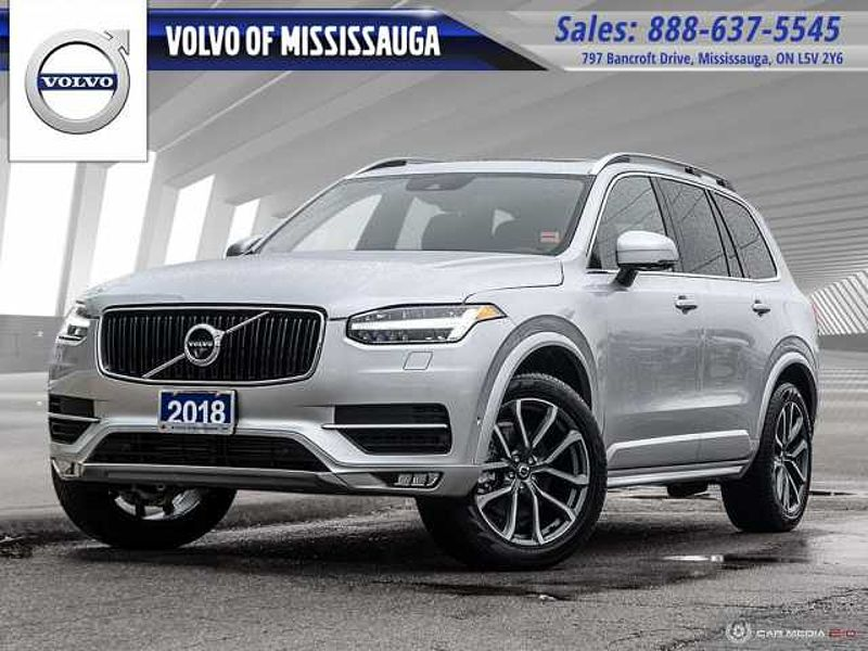 2018 Volvo XC90 T5 AWD Momentum From 0.9%-6Yr/160,000- Preowned Wa