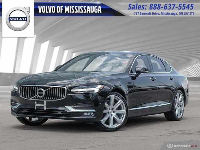2017 Volvo S90 T6 AWD Inscription One Owner | NAV | 20's | Cert P