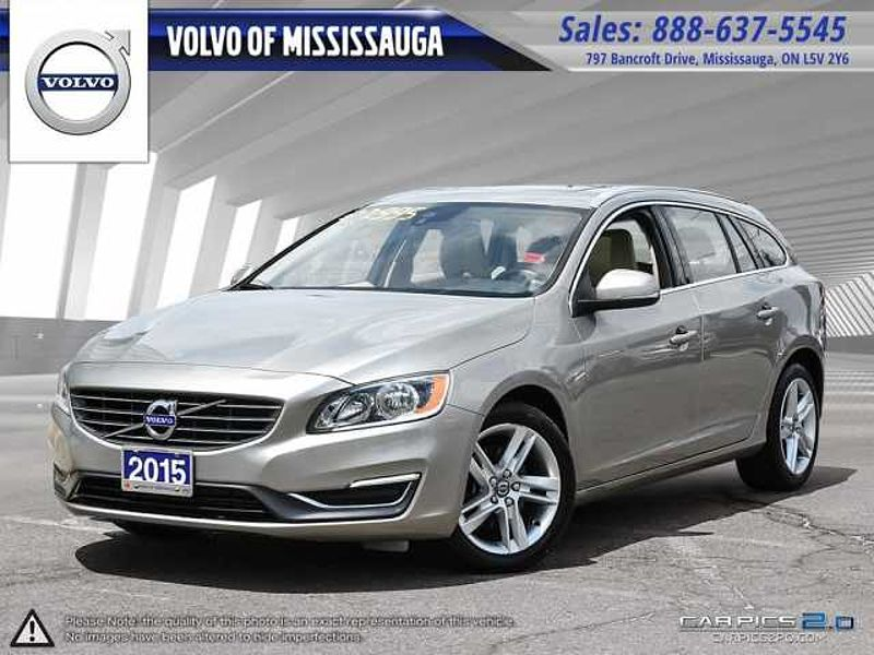 2015 Volvo V60 T5 AWD Premier from 0.9%-6Yr/160,000- PreOwned War
