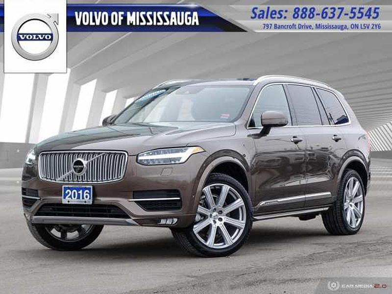 2016 Volvo XC90 T6 AWD Inscription from 0.9%-6Yr/160,000- PreOwned