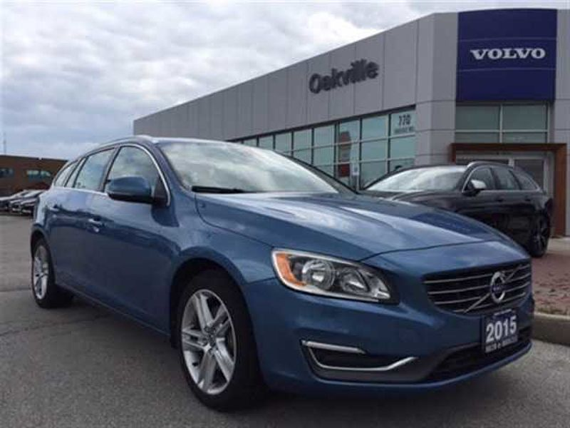 2015 Volvo V60 T5 AWD Premier 0.9% FINANCING FOR 60 MONTHS