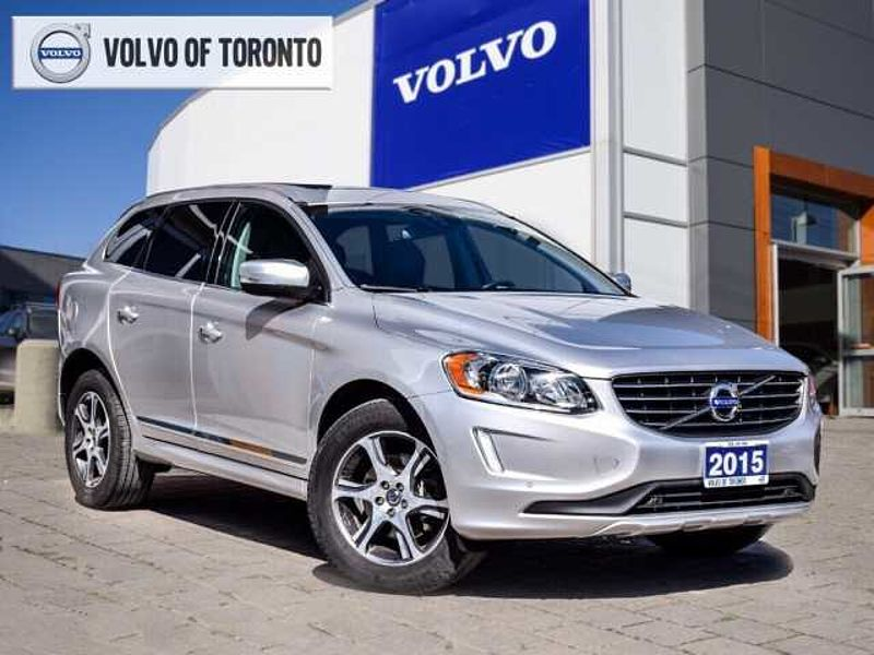 2015 Volvo XC60 T6 AWD P+ *CPO|LOW %|CLMT|BLIS* END OF MAY SALE