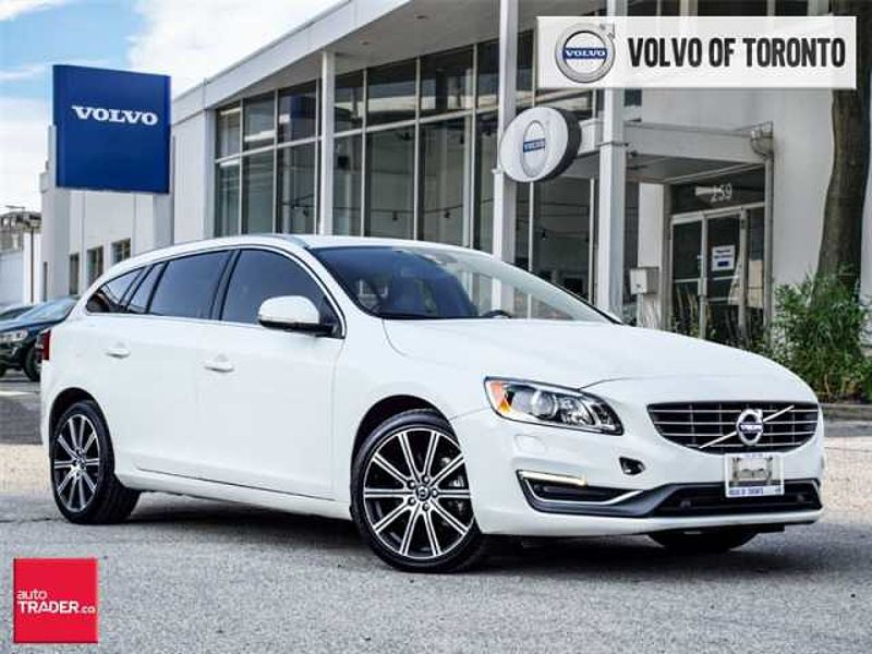Volvo V60 T6 AWD Premier Plus *BLIS,R/Cam,Xenons* Used vehicle ...