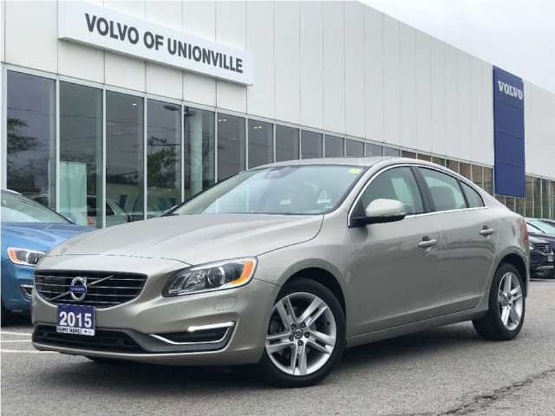 2015 Volvo S60 T5 AWD A Premier FINANCE FROM 0.9% O.A.C. !