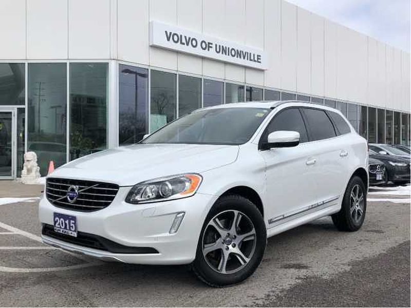 2015 Volvo XC60 T6 AWD A Premier Plus 0.9% FINANCE O.A.C.