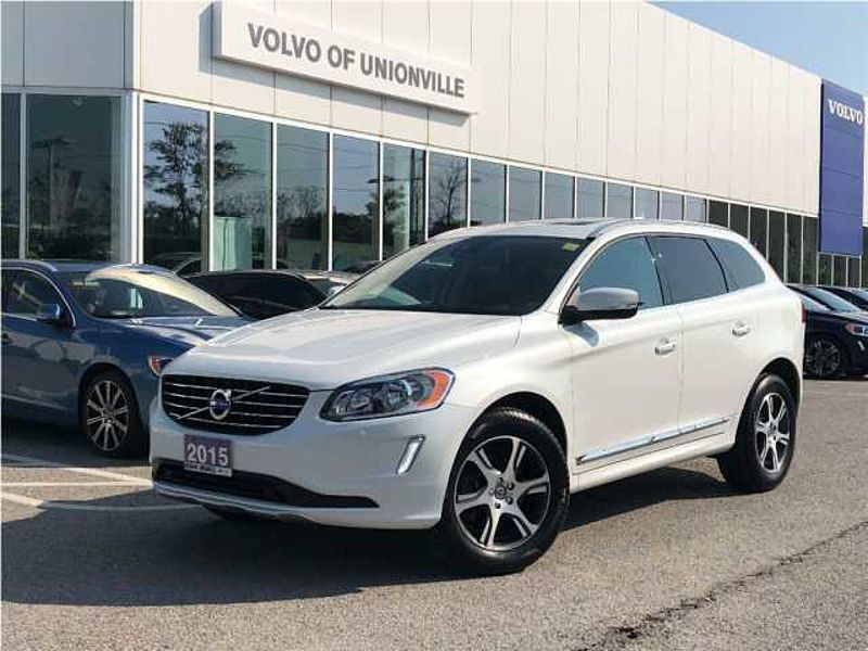 2015 Volvo XC60 T6 AWD A (2) FINANCE FROM 0.9% O.A.C. !