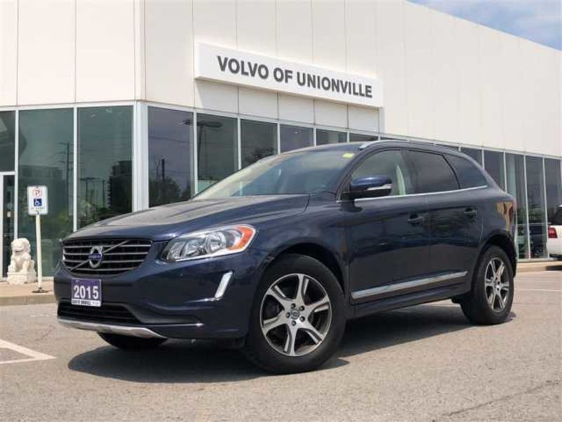 2015 Volvo XC60 T6 AWD A FINANCING FROM 0.9% O.A.C !