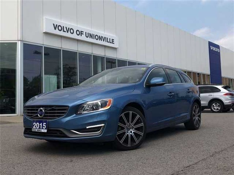 2015 Volvo V60 T6 AWD Premier Plus FINANCE FROM 0.9% ! 0.A.C