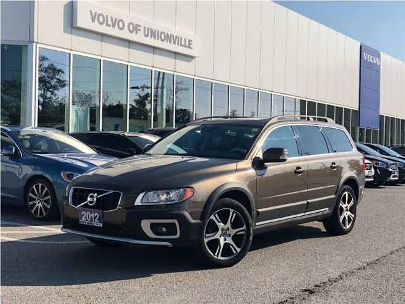2012 Volvo XC70 T6 AWD A Premier Plus SUNROOF LEATHER  HEATED SEAT
