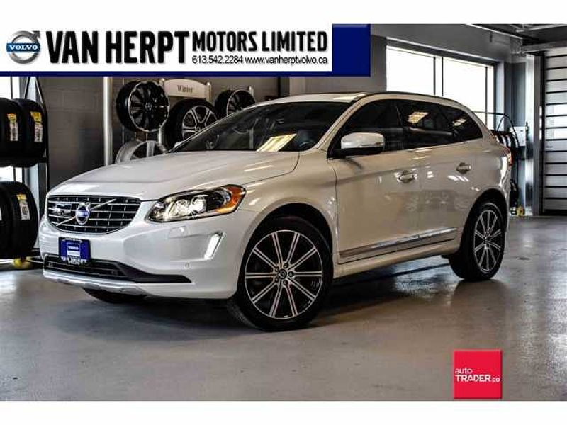 2015 Volvo XC60 T5 Premier Plus WITH 0.9% FINANCING (OAC)