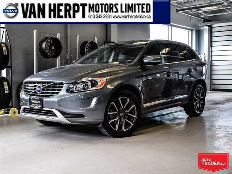 2017 Volvo XC60 T5 AWD SE Premier with  0.9% FINANCING (OAC)