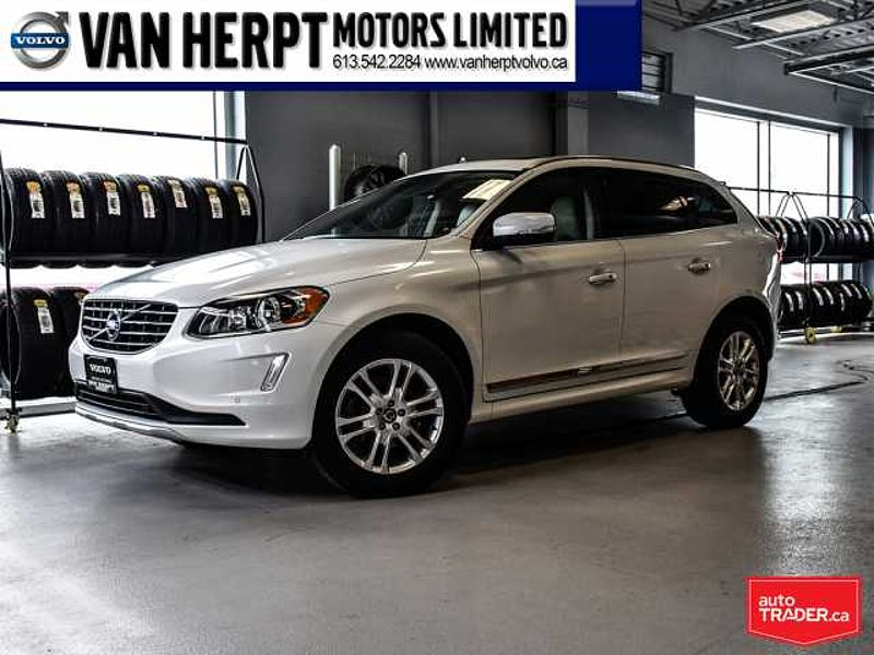 2015 Volvo XC60 T5 Premier (2015.5) WITH 0.9% FINANCING (OAC)
