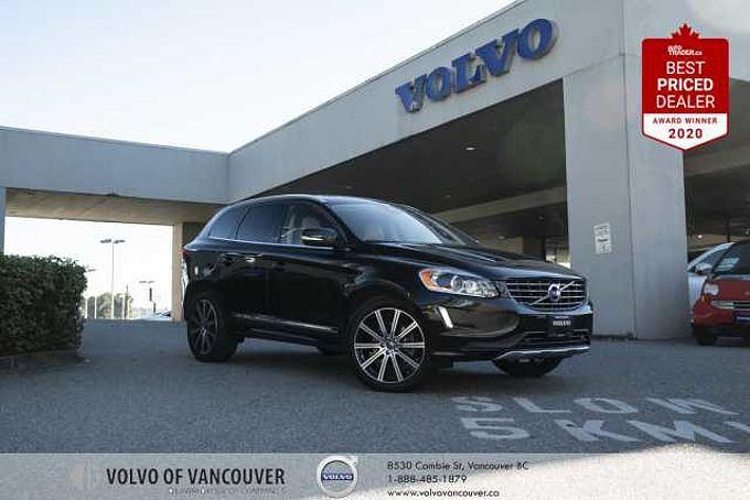 Volvo XC60 T6 AWD A