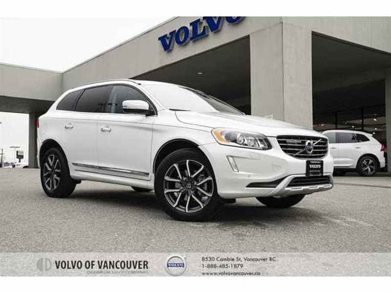 2017 Volvo XC60 T5 AWD SE Premier Certified PRE-Owned | Leather |