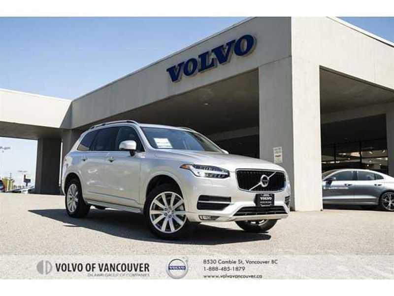 2018 Volvo XC90 T5 AWD Momentum Certified | Navigation | Leather |