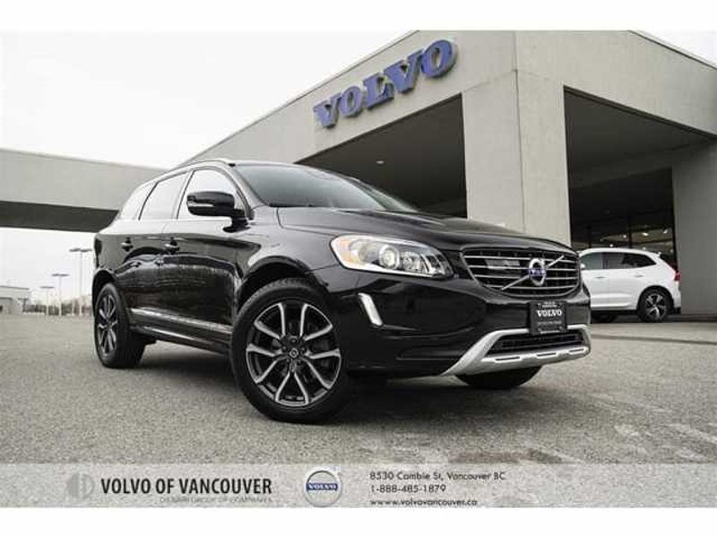 2017 Volvo XC60 T5 AWD SE Premier Certified PRE-Owned | Accident F