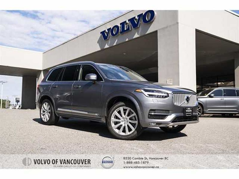 2016 Volvo XC90 T6 AWD Inscription Certified PRE-Owned | B&W Sound
