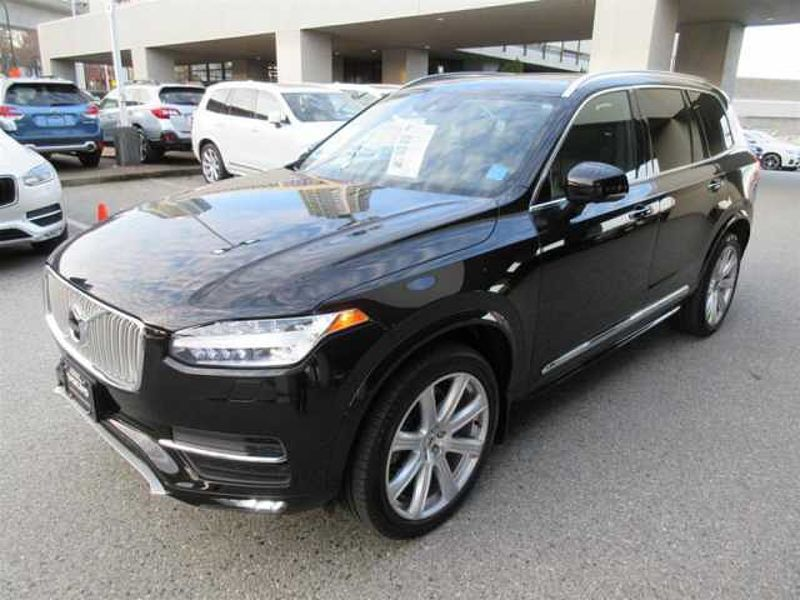 2017 Volvo XC90 T6 AWD Inscription Certified | NO Accidents | Leat