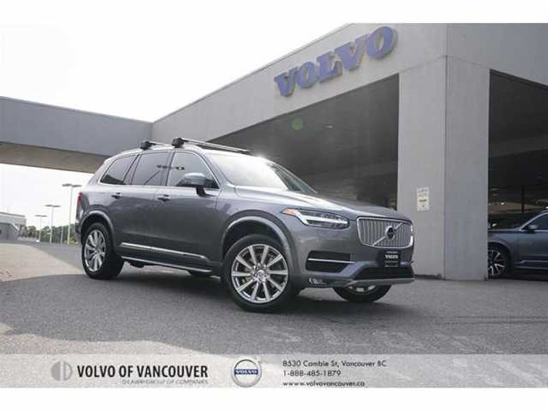 2016 Volvo XC90 T6 AWD Inscription Certified PRE-Owned | Vision |