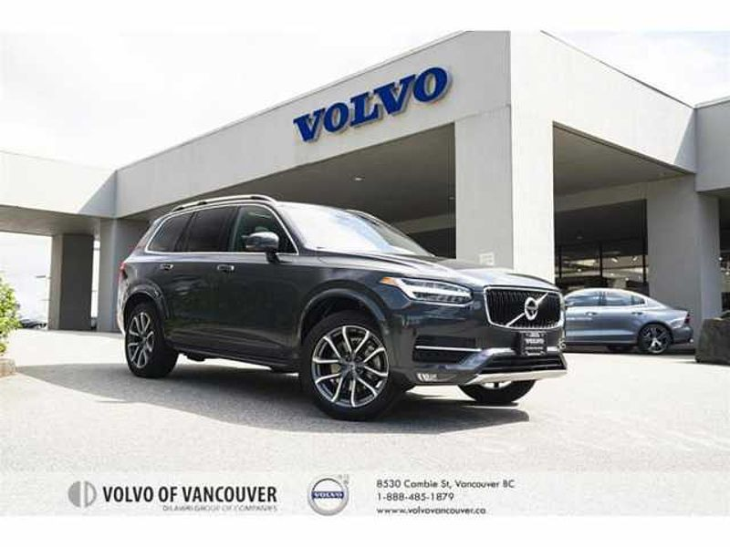 2017 Volvo XC90 T6 AWD Momentum Certified PRE-Owned | Leather | Su