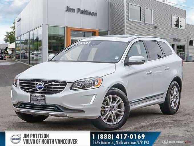 Volvo XC60 T5 Premier Plus - ONE OWNER - NO ACCIDENTS