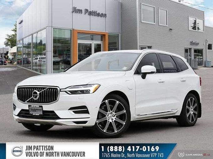 Volvo XC60 T8 PHEV Inscription - LOW KM'S - NO ACCIDENTS