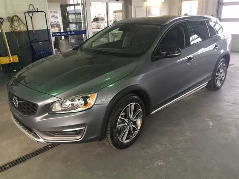 2016 Volvo V60 Cross Country T5 Premier+tech+gps