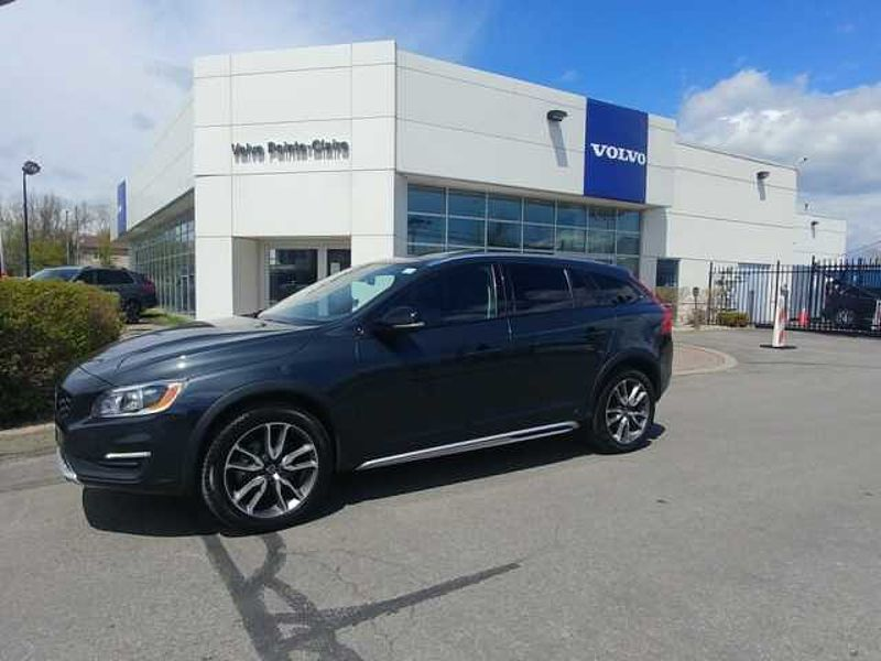 2017 Volvo V60 Cross Country T5 Premier- 0.9% Financement Disponible!