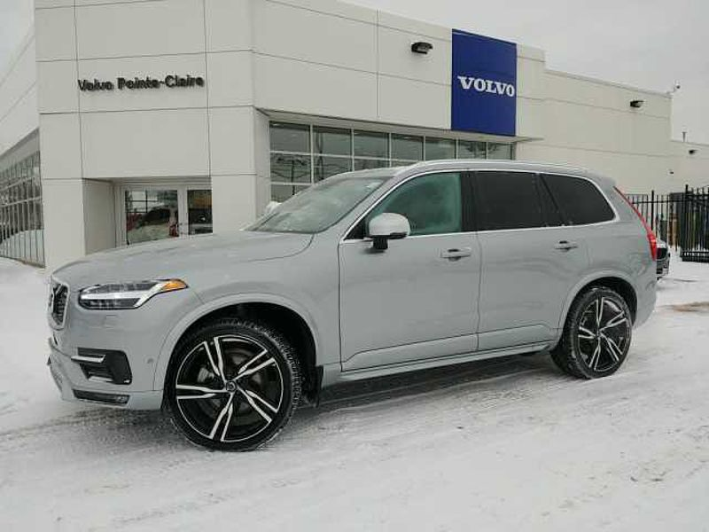 2018 Volvo XC90 T6 R-Design - 0.9% Financement Disponible!