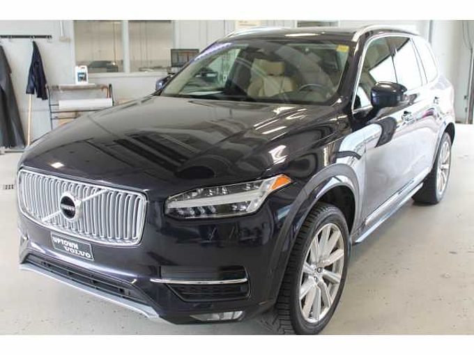 Volvo XC90 T6 Inscription PILOT ASSIST GPS